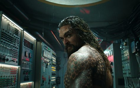 'Aquaman' Offers A Refreshing Splash Of Silliness