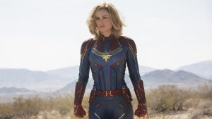 With 'Captain Marvel', Marvel Delivers Its Weakest Effort Since 'Iron Man 2'