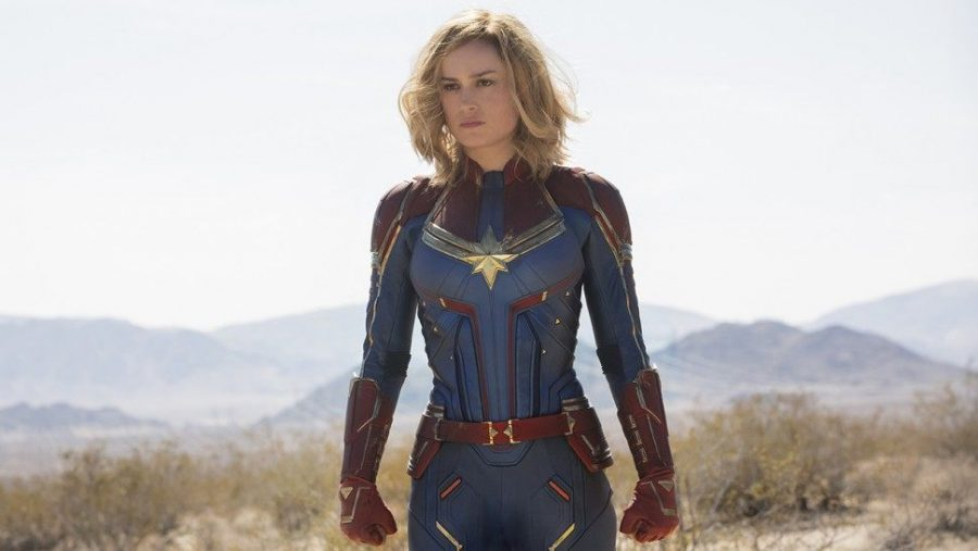 With Captain Marvel, Marvel Delivers Its Weakest Effort Since Avengers: Age of Ultron