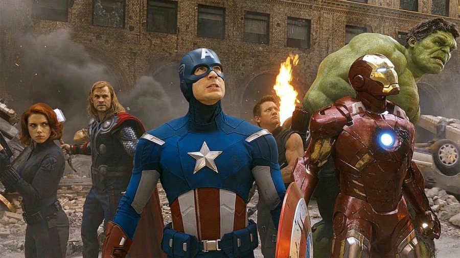 Avengers%3A+Endgame+-+Every+Film+In+The+Marvel+Cinematic+Universe%2C+Ranked