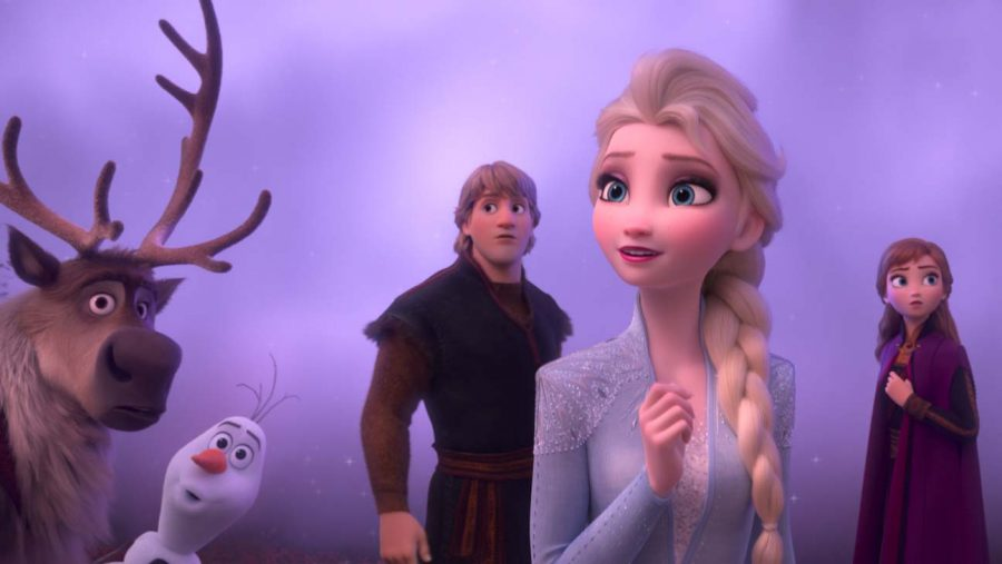 """Frozen II"" Proves That Disney Hasn't Entirely Let Itself Go"