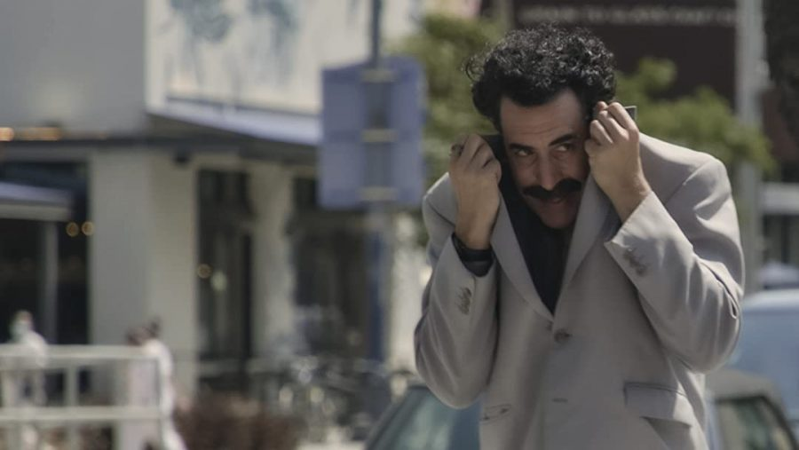 """Borat Subsequent Moviefilm"" Not Great Success, But Still Very Nice"