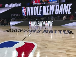 The NBA Bubble goes a whole season with no COVID-19 cases while still fighting social injustices, making history for the association.
